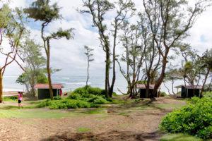 Malaekahana Beach Camping